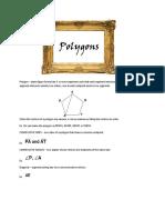 e. Polygon Reading Material