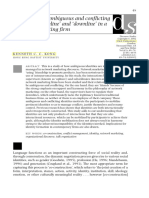 Managing the ambiguous and conflicting identities of `upline' and `downline' in a network marketing firm - Kenneth Kong.pdf
