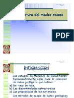 Estructura Del Macizo Rocozo