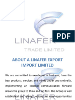 About a Linafer Trade Limited - Jun 2017