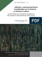 Herrera Leon, F. (Coord.) - Diplomacia Oficiosa, Representacionesy Redes Extraof. en La Historia de America Lat. [2015]