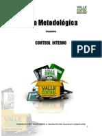 MATERIAL ESTUDIO CONTROL INTERNO