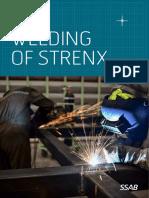 SSAB Strenx Welding Brochure 2018