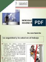Introduccion a La Higiene 2019