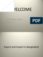 147065105 Export Import Process in Bangladesh
