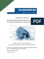 Curso de la asociación Electro Técnica Argentina