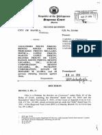 City of Manila v. Roces Prieto, No. 221366 (S. Ct. Philippines Aug. 29, 2019)