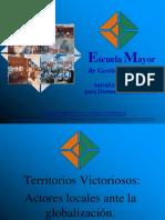 Territorios Victoriosos. Lo Local y La Globalización. Ica - Paracas 2015