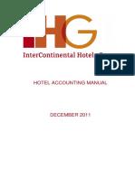 Hotel Accounting Manual