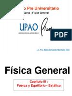 Capitulo+III-Fuerza+y+Equilibrio-CEPREU-UPAO.ppt.pps