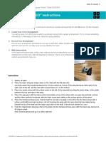u3l01 activity guide - lego instructions