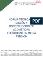 n044 norma tecnica de diseño de acometidas electricas en mt.pdf