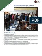 3.Perfil y Fuciones Del AIP