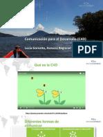 C4D Taller de Comunicación Actualizada Guate