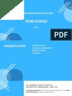 Presentación DeportesAvila (1)+