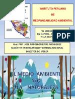 03conferencia Medio Ambiente Peru
