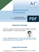 Integracion Sensorial en La Infancia