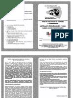 L.v.3. Reglas Generales Para Leer Con Provecho