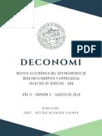 Revista Deconomi Ed 0004