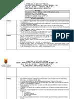 Planeacion y Evaluacion