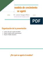 Nuestro modelo de crecimiento se agotó Leiner Vargas.pptx