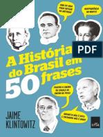 A História do Brasil em 50 Frases.pdf