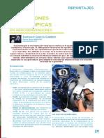 inspecciones boroscopicas en motores