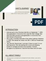 Anshula kant's journey.pptx