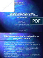 GEOGRAFIA CULTURAL