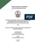 Apaza y Olazabal 2014 Geotermia en El Sur Del Perú