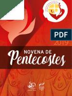 Novena Pentecostes 2019