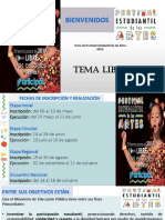 1. Presentación Inducción FEA 2019