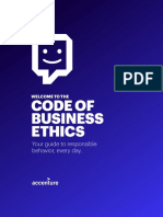 The best Code of Ethics Document