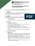 Plan 18611 2016 Protocolo de Quejas Por Defecto