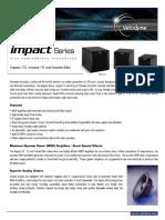 Impact Datasheet