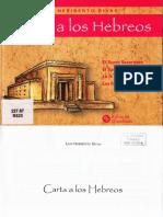 RIVAS, Luis herberto - Carta a los hebreos