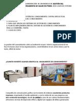 Presentación ALIGRAF KM No.1