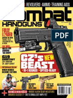 Combat Handguns - July-August 2019 US