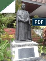 MOTTO - Patung Mgr. Soegija