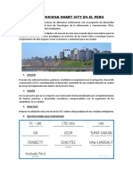 Smart City en El Peru