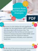 BPO Risks