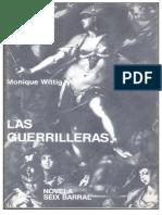 Monique Wittig - Las Guerrilleras.epub