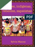 Sylvia Marcos - Mujeres, indígenas, rebeldes, zapatistas.epub
