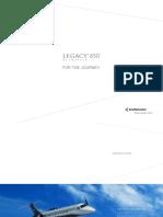 Embraer Legacy 650 12p
