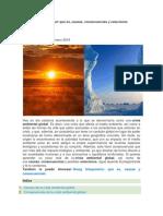 Crisis Ambiental Global