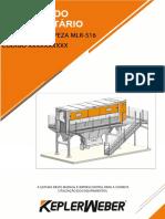 Manual Em Construcao MLR 516