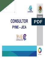 CONSULTOR PYME - JICA