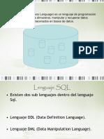 Bases de Datos I I I