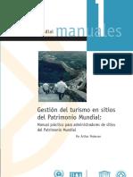 Gestion Del Turismo Patrimonial