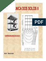 Aula4- Compressibilidade-Acrescimo de Tenses Nos Solos (1)